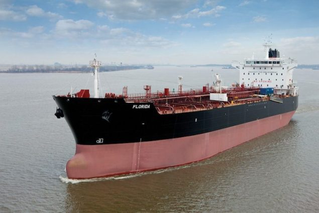 Crowley Sells Jones Act Tankers To Kinder Morgan Gcaptain