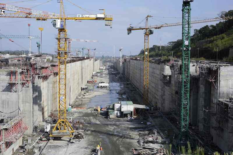 New Proposals to Rescue Panama Canal Expansion  gCaptain