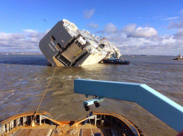 Photo courtesy UK Maritime and Coastguard Agency