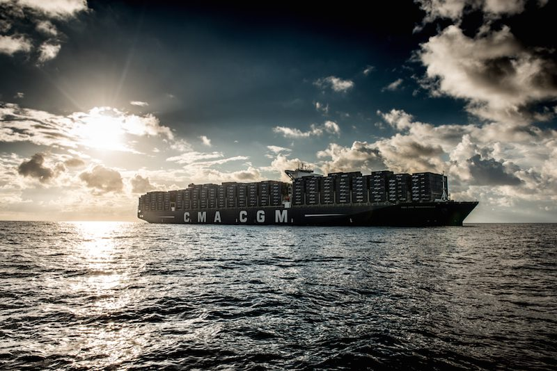 Photo credit: Malmif Photography/CMA CGM