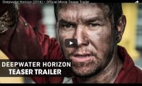 The 'Deepwater Horizon' Movie Trailer Has Arrived – Watch it Here