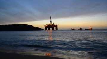 Transocean Winner 'Stable' Under Tow After Spending Two Weeks Aground in Scotland