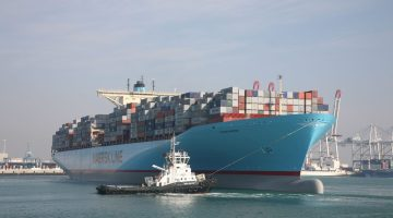 Maersk Group Announces Split