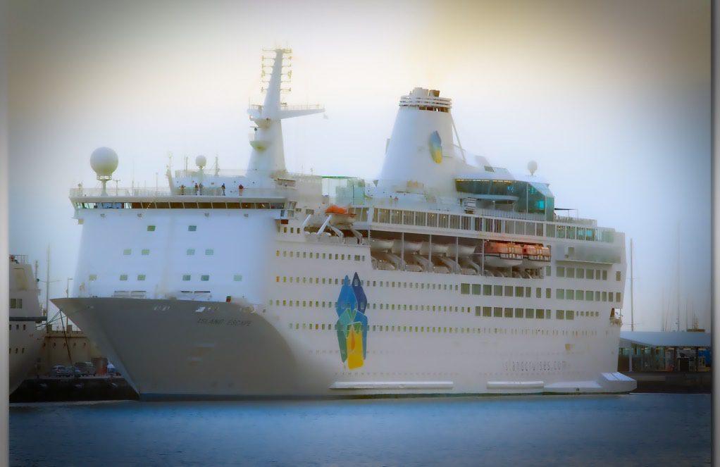 Cruise Ship MS Island Escape, now Ocean Gala