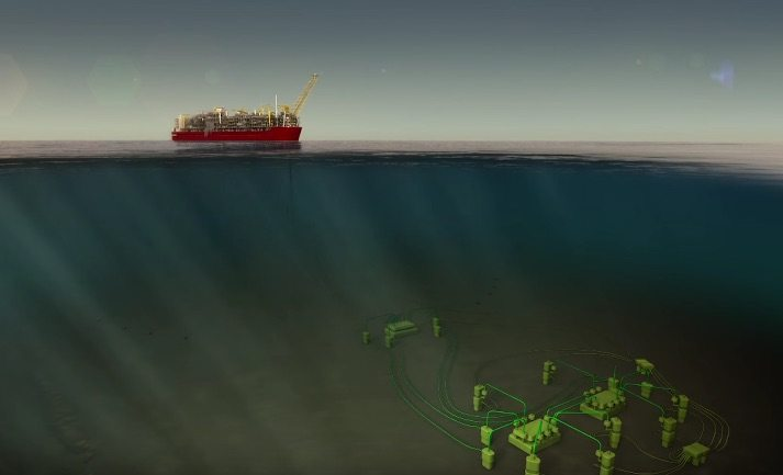 Video Prelude FLNGs Subsea System Takes Shape Off