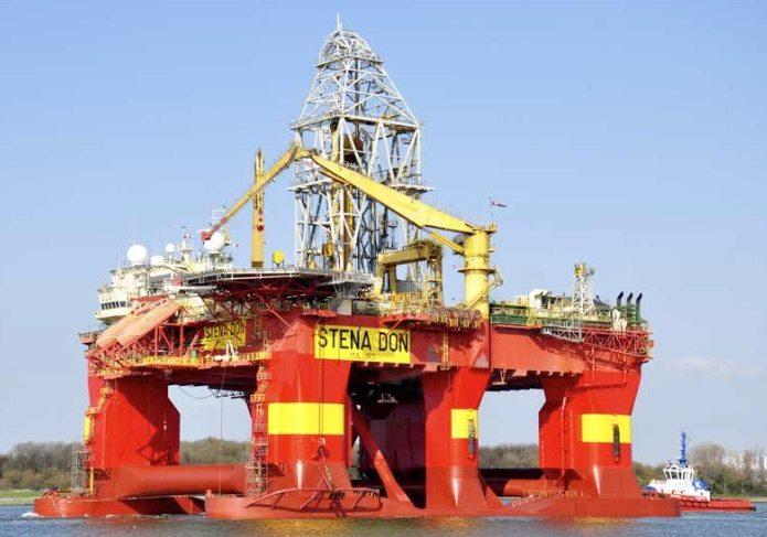 Stena Don. Photo: Stena Drilling