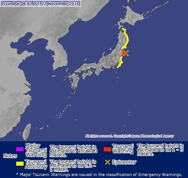 Credit: Japan Meteorological Agency
