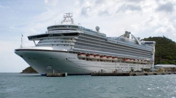 Carnival's Princess Cruises to Pay Record $40 Million Over Illegal Dumping, Cover Up