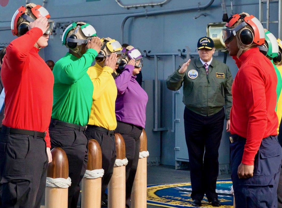 350 Ship Navy US Shipyards Point Out A Major Problem With Trumps Plan  gCaptain