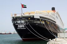 Queen Elizabeth Ship Hotel Dubai