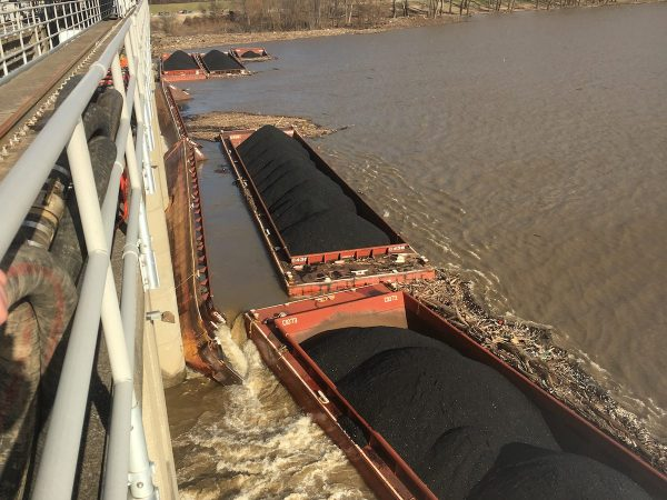 Job River Barge Deckhand Career Trend - Year of Clean Water