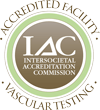Greenwich Cardiology is IAC Accredited in Vascular Testing