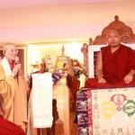 H.H. Karmapa Speech at Blessing Ceremony