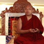 Blessing Ceremony Conducted by H.H. Karmapa