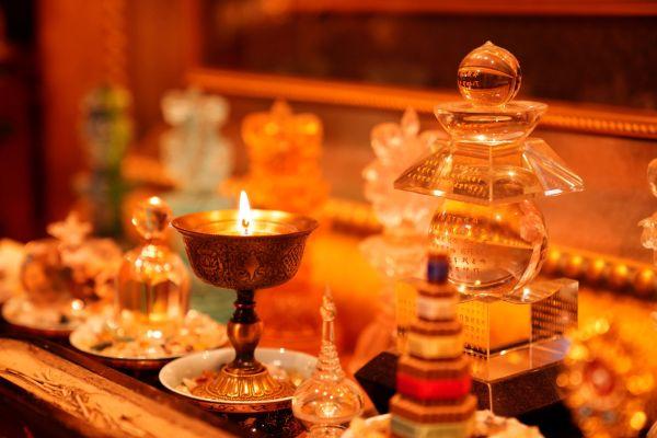 Lamp Offering
