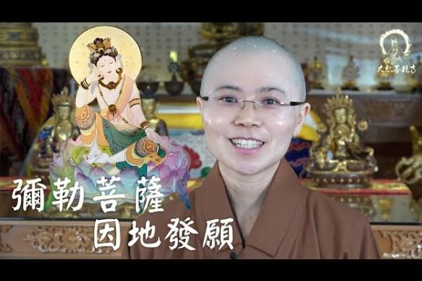 彌勒菩薩因地發願 | Maitreya Bodhisattva's Aspiration Story | 當來下生彌勒尊佛 | 一切智光明仙人慈心因緣不食肉經 | 兔王捨身故事
