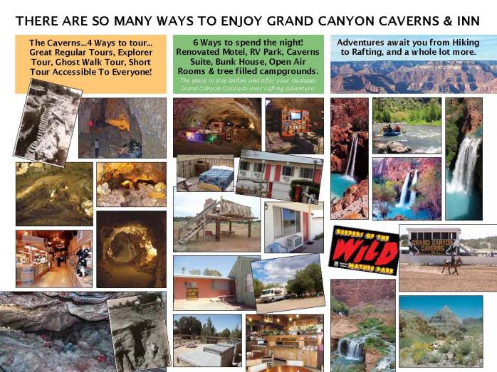 Directions To Grand Canyon Caverns