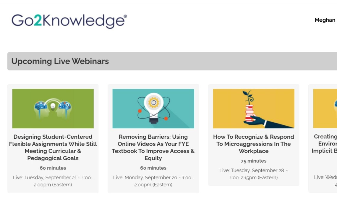 Go2Knowledge website