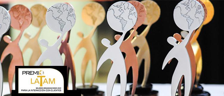 GCC é ouro no Prêmio Latam 2019