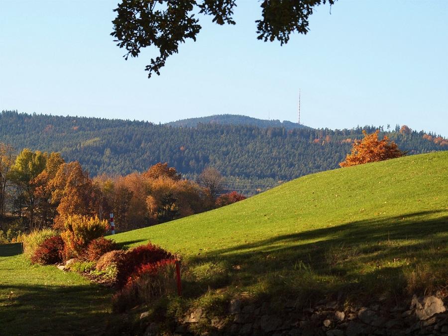 Barevný podzim přichází