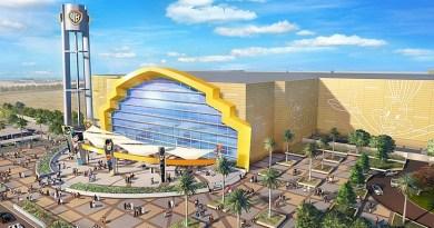 Warner Bros Theme Park, Abu Dhabi
