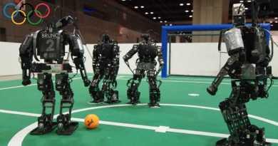 Dubai: Robots Olympics in 2017