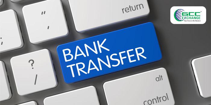 GCC Exchange Bank to Bank Transfer