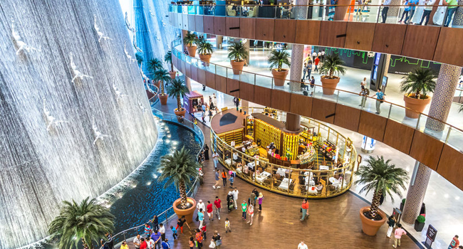 6 Craziest Places for Shopping Lovers in Dubai