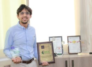 GCC Exchange Wins The Title of Best Money Transfer & Foreign Exchange Brand - Middle East -2020