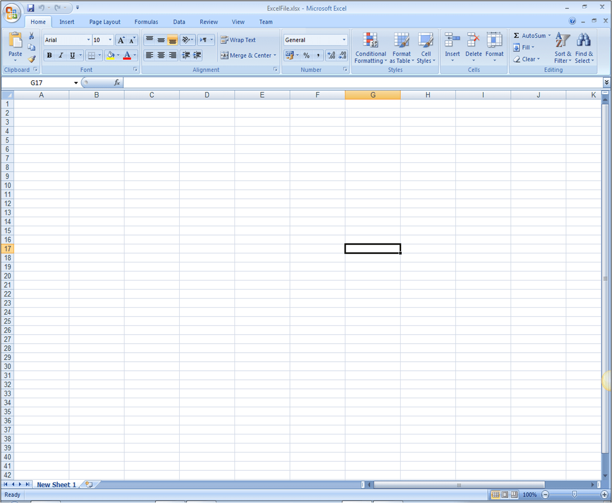 Excel For For Winforms Creating Excel Documents On The Fly