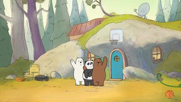 We Bare Bears Wallpaper Hd Escandalosos El Divertido Tr 237 O De Osos Llega A Cartoon