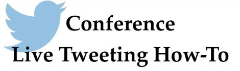 10/19: Live Tweeting Workshop!