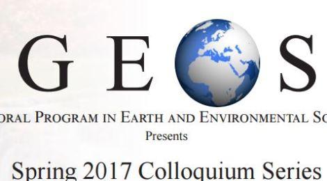 Spring 2017 Colloquium Schedule!