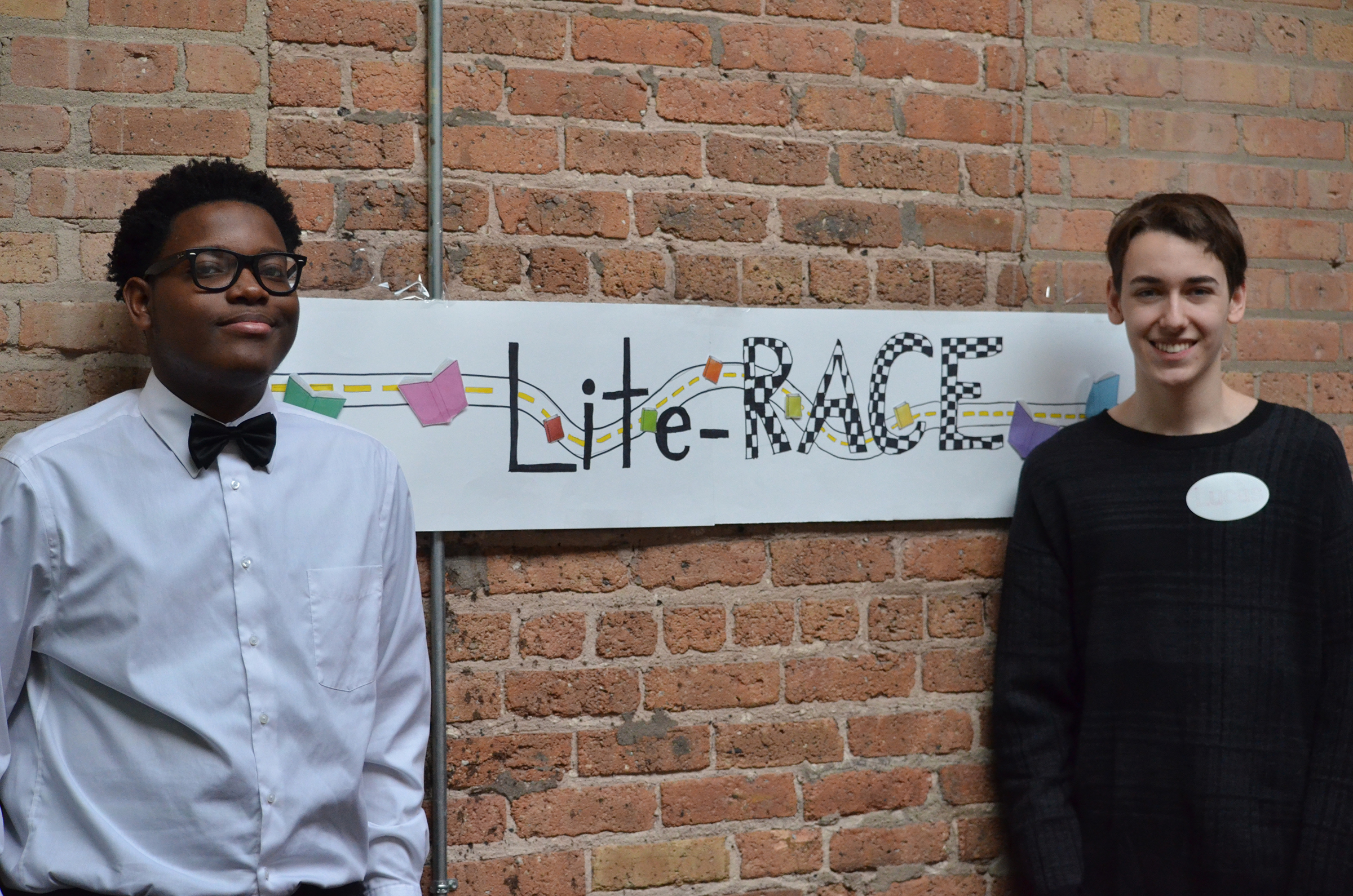 The bosses of the Lite-Race.