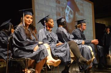 Ready to graduate.