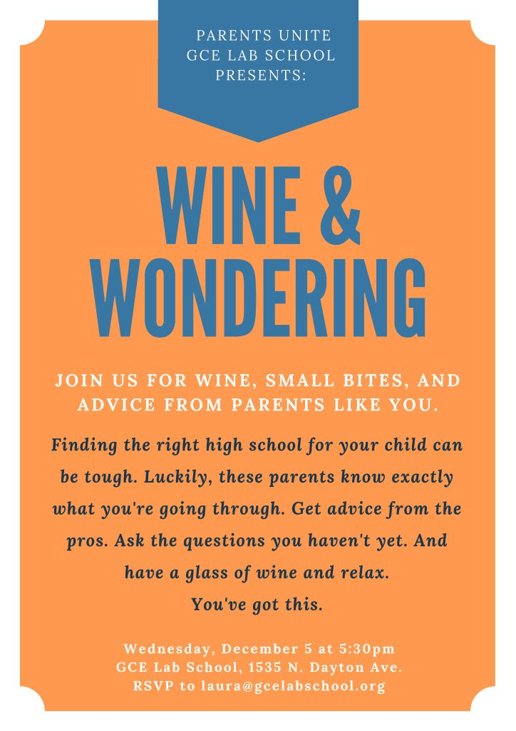 Wine Down Invite