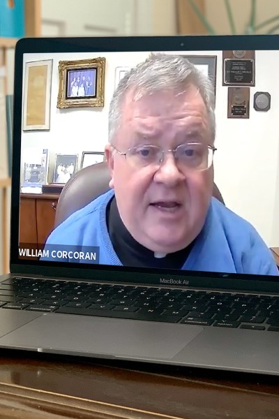 Father Bill Corcoran