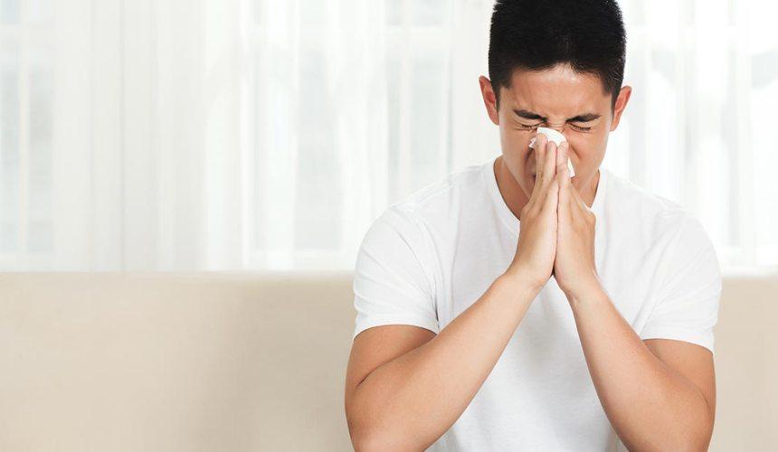 Conheça os principais fatores que desencadeiam alergias e fique longe deles