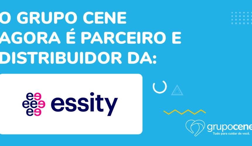 Cene Distribuidora firma parceria com a Essity, líder mundial em higiene e saúde