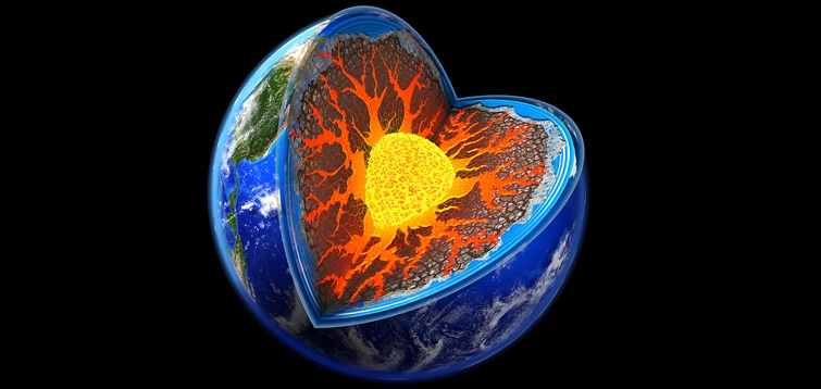 Image result for geo-reactor at centre of earth,s core