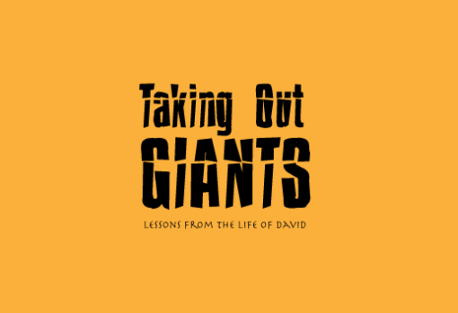 Taking out Giants