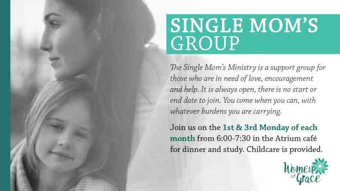 Single Moms Group