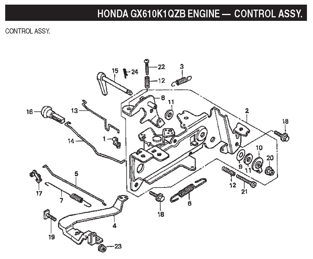 Honda Gx140 Governor Linkage Diagram $ Www.apktodownload.com