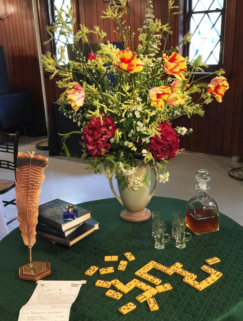 garden club flower show categories | garden club of irvington