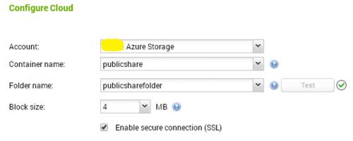How to set up Azure Backup on QNAP NAS - GCITS