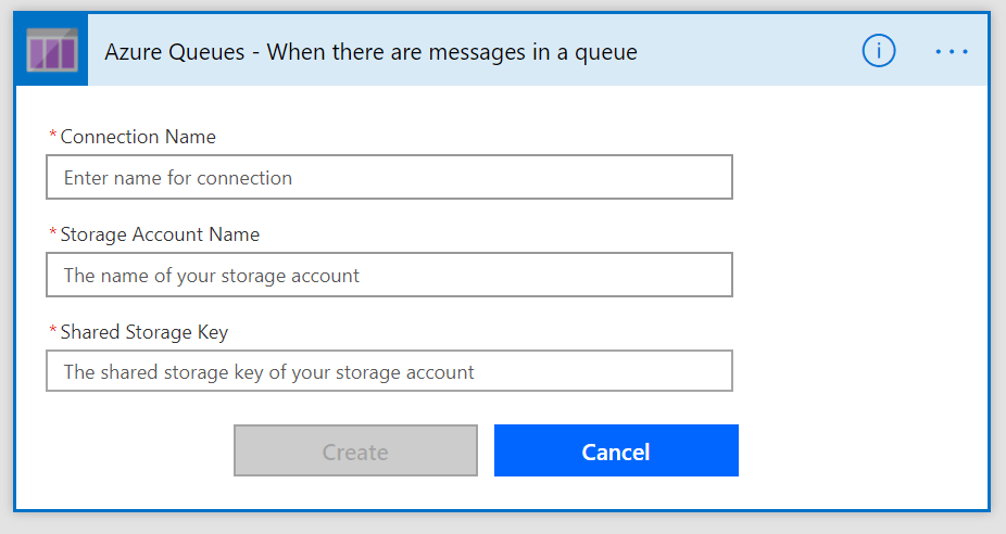 Check For Message In Azure Storage Account Queue