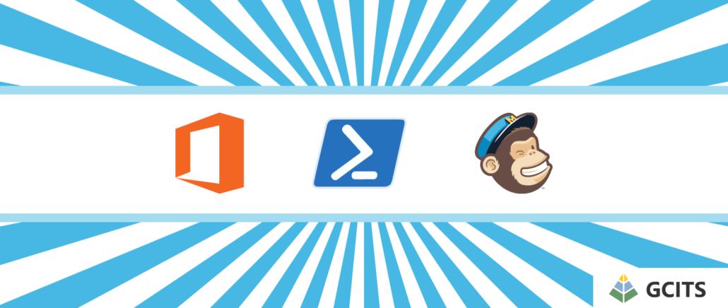Sync Office 365 Users With MailChimp