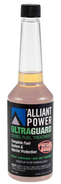 Alliant Power ULTRAGUARD Bottle