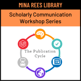 Scholarly Communication Workshop Series logo