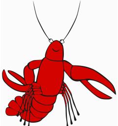 animated lobster clip art cbys [ 867 x 1004 Pixel ]